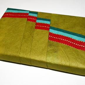 Masking tape et pliage masking tape et papier cadeau - Pliage papier cadeau ...