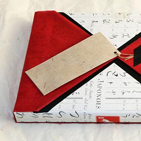 Paquet cadeau f te des m res style japonais masking - Paquet cadeau original ...