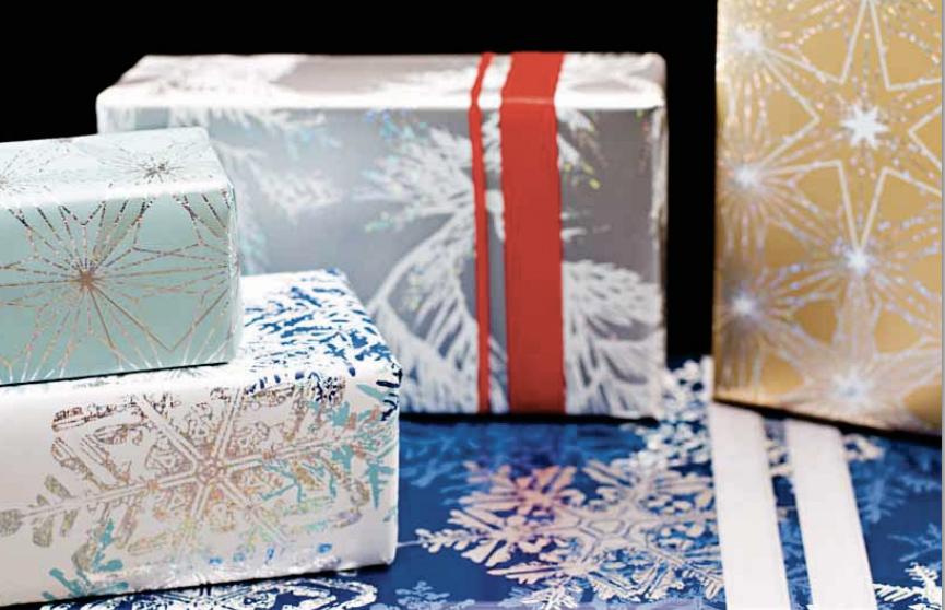 Papier cadeau de noël – Le top 5