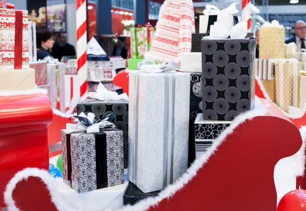Exemple de paquet cadeau