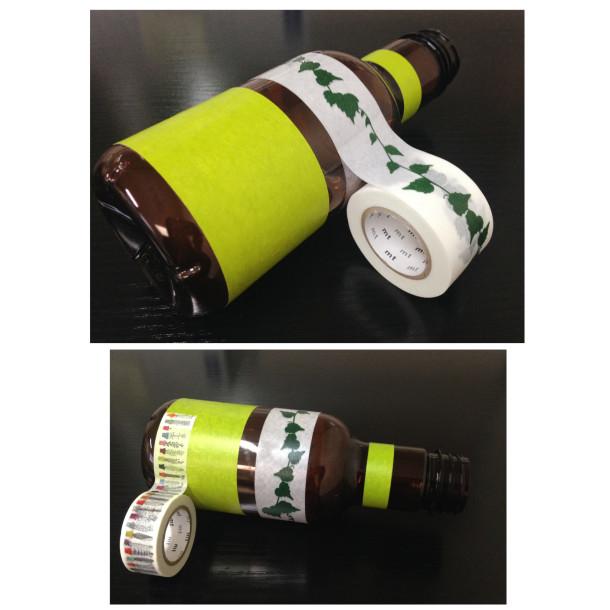 Etape 3 : Poser la deuxième couche de masking tape