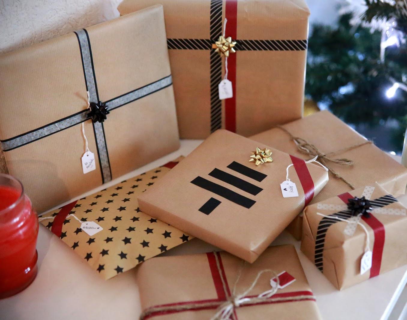Comment Faire Un Paquet Cadeau Original Couleur Mariage Paquets Cadeaux Originaux