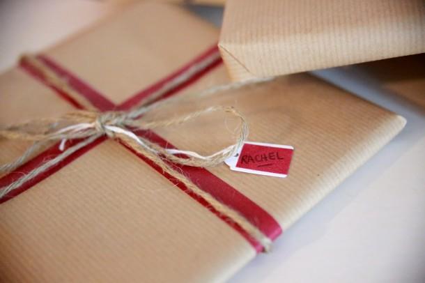 Paquets cadeaux maskingtape.fr et Deux soeurs, un agenda