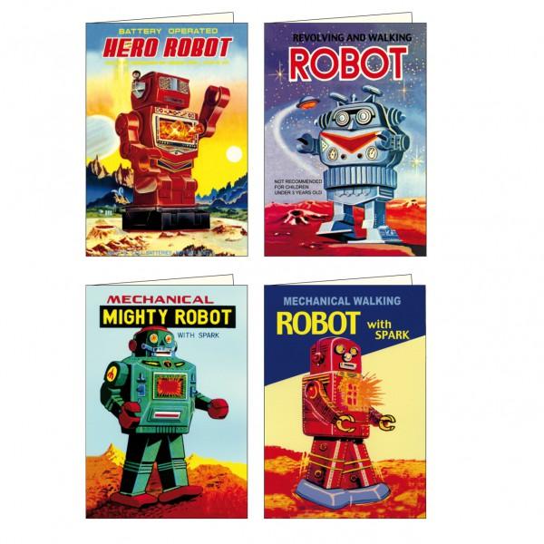 Grandes cartes robots
