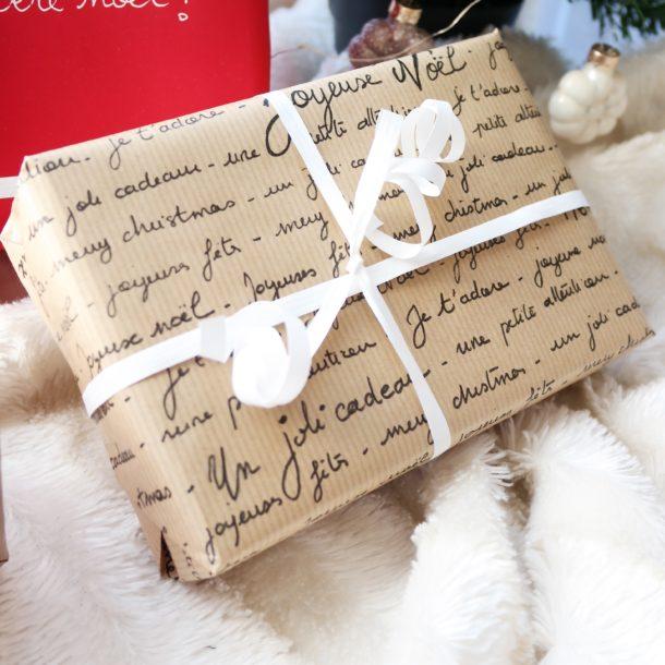 Cadeau à messages