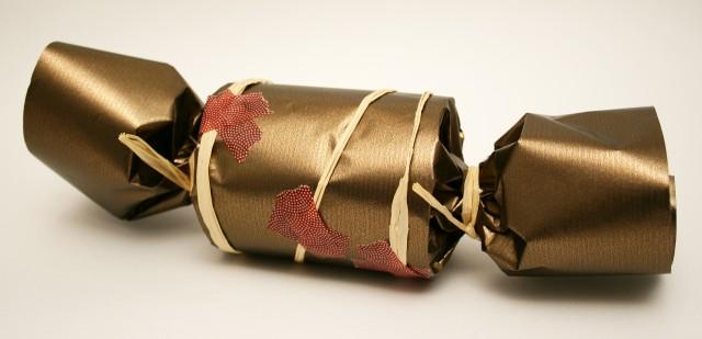 Paquet cadeau inspiré des crakers