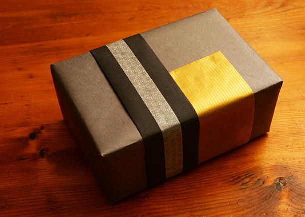 Paquet cadeau parfum