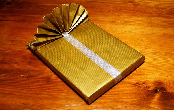 Paquet cadeau épiphanie