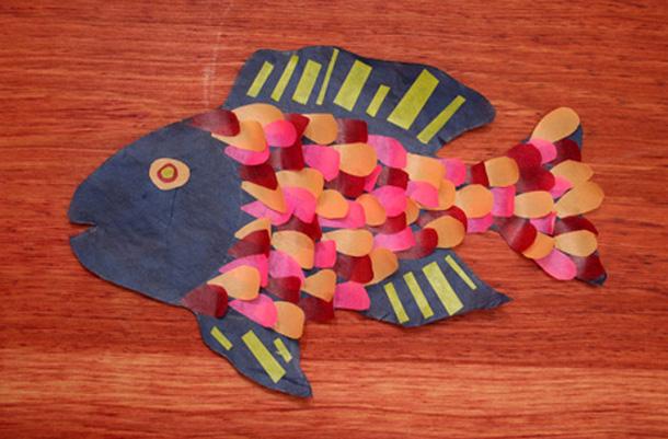 poisson d'avril maskingtape