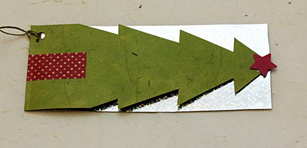 Etiquette cadeau noël 2011