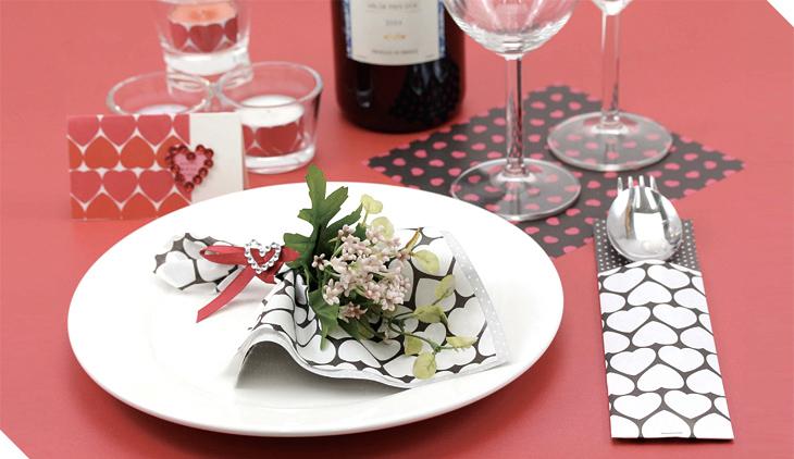 Origami - Décoration de table