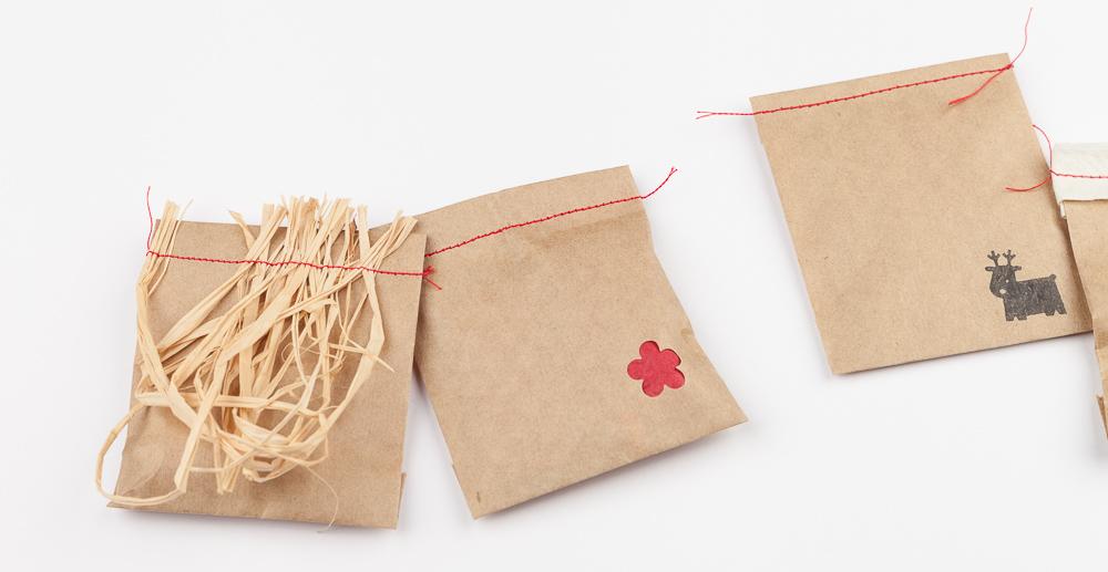 Sachets en papier kraft