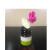 DIY : Une bouteille en vase avec du masking tape !
