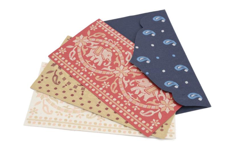 Enveloppes cadeaux