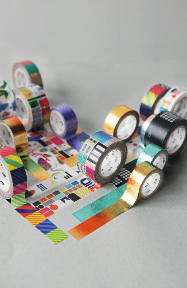 nouveautés rouleaux masking tape